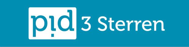 PID 3 sterren | Ontwerp van logo, huisstijl en een responsive multiple-page website